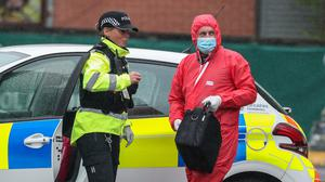 Police have appealed following the death of a woman from a suspected gunshot wound on Sunday in Lancashire (Peter Byrne/PA)