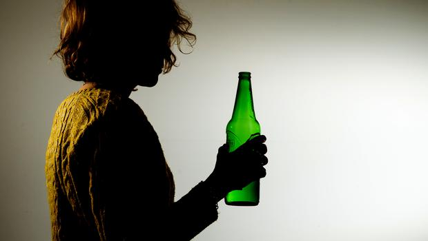 Alcoholic liver disease accounted for 80% of the 5,843 alcohol-specific deaths in the UK in 2017 (Dominic Lipinski/PA)