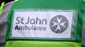 The St John Ambulance are helping to fund the scheme (Clive Gee/PA)