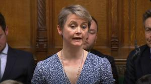 Yvette Cooper chairs the Commons Home Affairs Committee (PA)