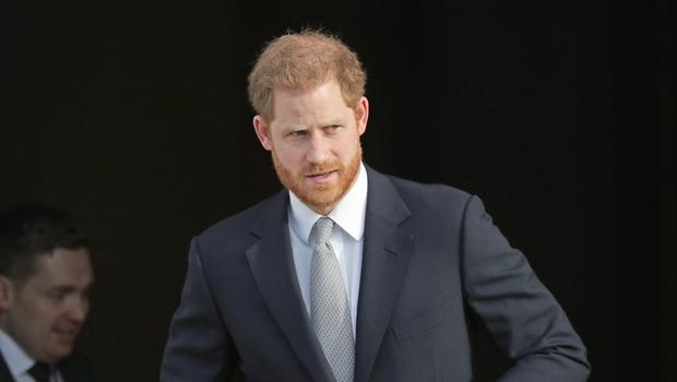 The Duke of Sussex has arrived in Canada (Yui Mok/PA)