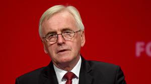 John McDonnell said it will be the most important Budget since the Second World War (PA)