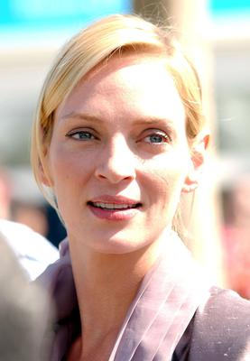 Uma Thurman is well known for roles in Kill Bill and Pulp Fiction (Anthony Harvey/PA)