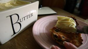 Butter (Dave Thompson/PA)