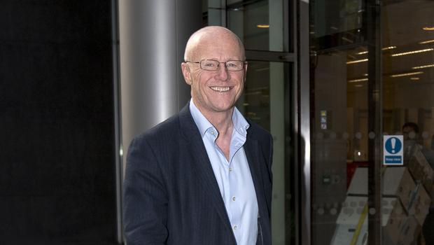 John Caudwell, founder of mobile phone firm Phones 4u (Victoria Jones/PA)