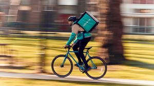 Deliveroo has teamed up with MandS (Deliveroo/PA)