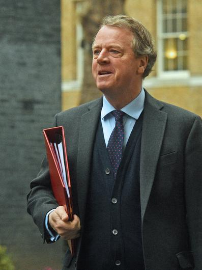 Alister Jack said the new committee was 'good news' (Kirsty O'Connor/PA)