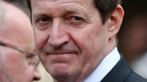 Alistair Campbell received psychiatric support to help him battle depression