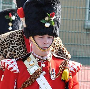 Drummer Lee Rigby was father to a two-year-old boy (MoD/PA)