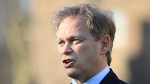 Transport Secretary Grant Shapps has returned to the UK having cut short a family holiday in Spain (Aaron Chown/PA)
