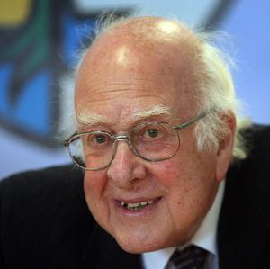 Professor Peter Higgs has won the Nobel Prize for Physics