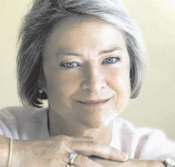 Former chief news correspondent for the BBC, Kate Adie