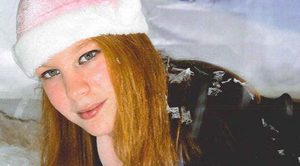 Sasha Marsden was repeatedly stabbed in a frenzied attack before her body was set alight (Lancashire Police/PA)