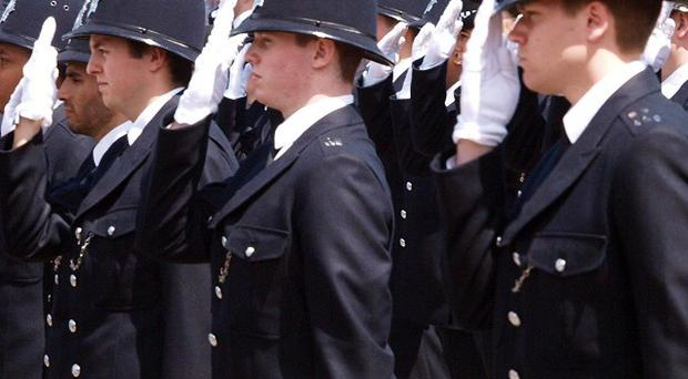 Spending on police and other services may be cut by a third under Government plans with perhaps more than a million public-sector job losses