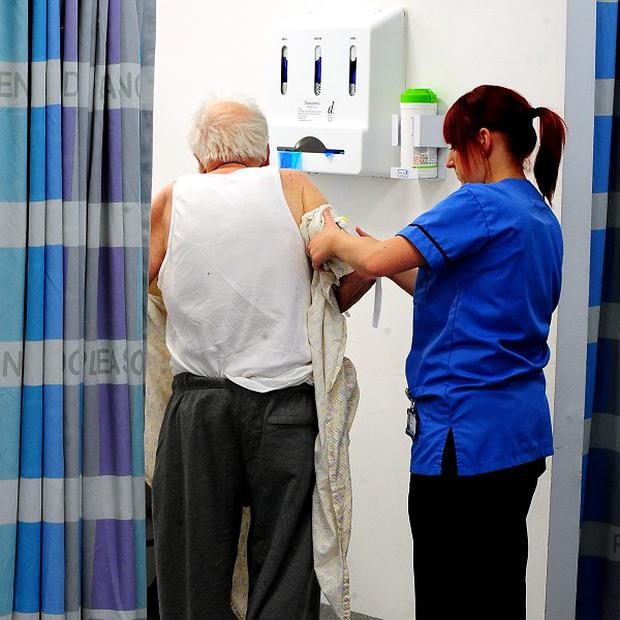 A study found that 16 per cent of over-75s need emergency readmission within 28 days of discharge