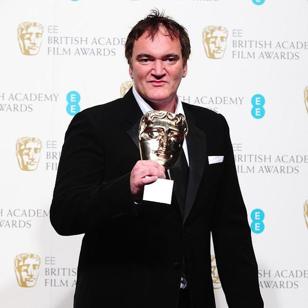 Quentin Tarantino's film Django Unchained won the Bafta for Best Original Screenplay