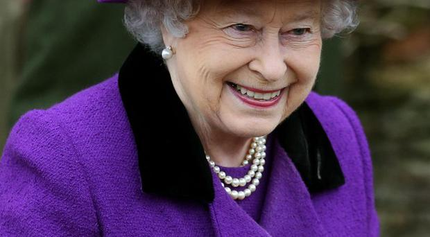 The Queen has been voted the most powerful woman in the UK