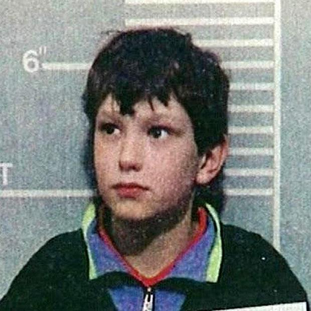Jon Venables was 10 years old when he and Robert Thompson killed James Bulger