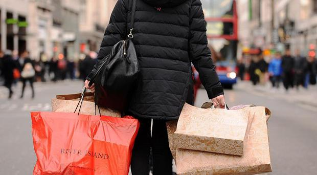 Economists are expecting retail figures to show sales volumes increased in January despite the winter weather