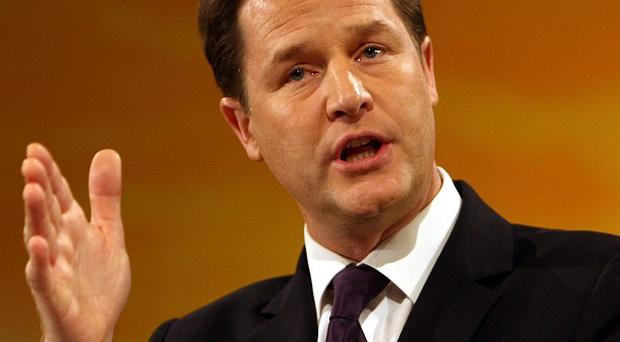 A leading headmaster has accused Nick Clegg of having 'double standards' for considering sending his son to an independent school