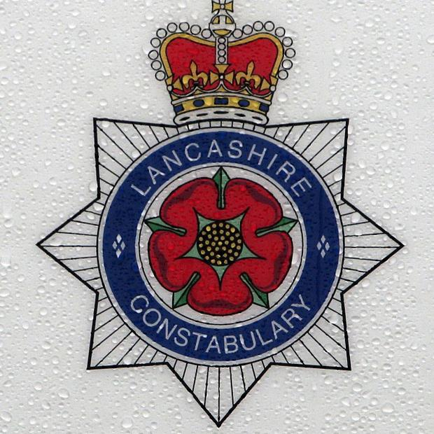 Lancashire police are seeking a stolen canister containing a small amount of material, believed to be Iridium 192