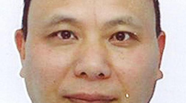 Anxiang Du is charged with murdering a family of four (Northamptonshire Police/PA)