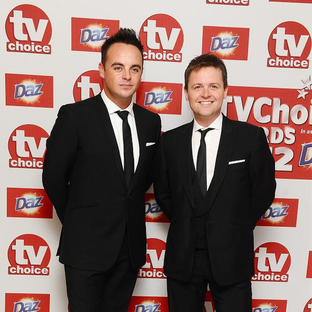 Anthony McPartlin and Declan Donnelly, are set to return to TV screens