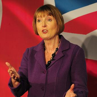 Harriet Harman says older women facec a combination of ageism and sexism