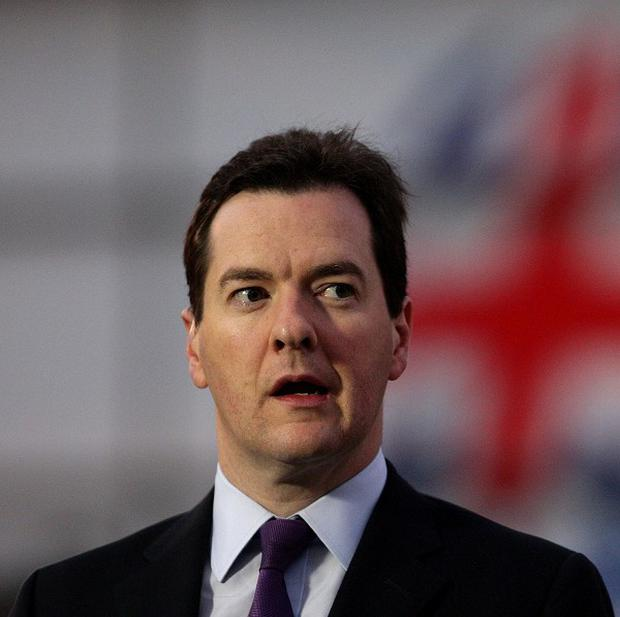 George Osborne is braced for the market's reaction to Moody's downgrading of the UK's AAA status