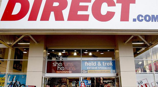 Sports Direct says it is 'certain' to meet its full-year earnings target