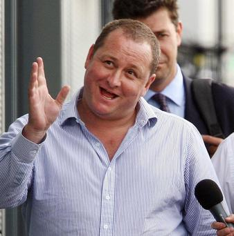 Sports Direct International, which is controlled by Newcastle United owner Mike Ashley, has struck a €40.5m (£35m) deal to grab a 51% share of Austria's EAG