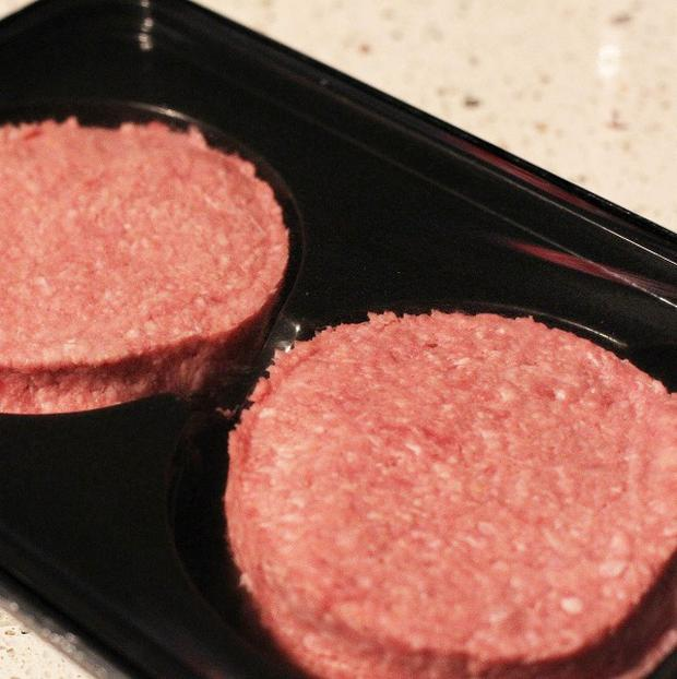 Sales of frozen burgers have fallen by 43 per cent amid the horse meat scandal, research found