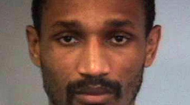 Kevin Hutchinson-Foster, pictured, was jailed after being found guilty of supplying a gun to Mark Duggan