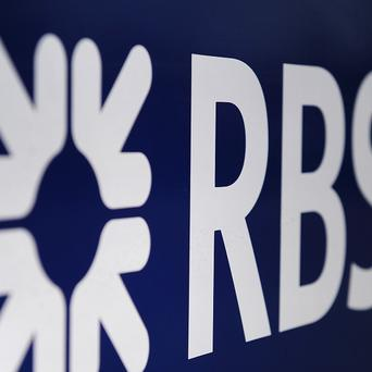 RBS saw losses of 607 million pounds