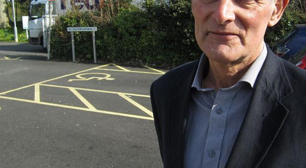 Cornwall councillor Collin Brewer said his comments were a 'flippant remark' intended to 'provoke debate'