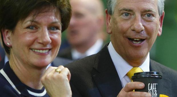 Diane James, the Ukip candidate who finished second behind new Eastleigh MP Mike Thornton, the Lib Dem candidate