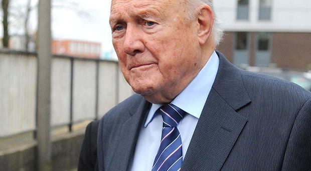 Stuart Hall has been accused of a string of historic sex offences