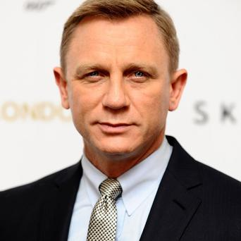 Daniel Craig has been nominated in the Empire Awards best actor category for his role as James Bond in Skyfall