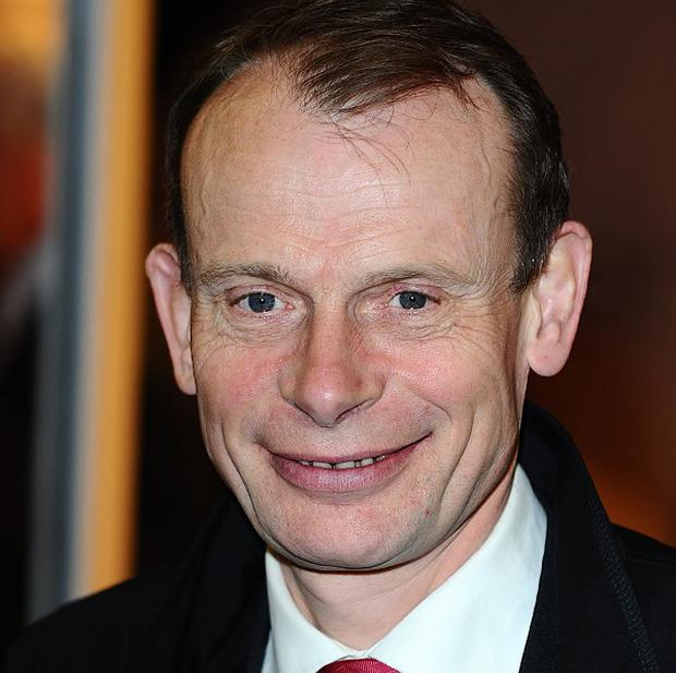 Andrew Marr has left hospital after suffering a stroke on January 8