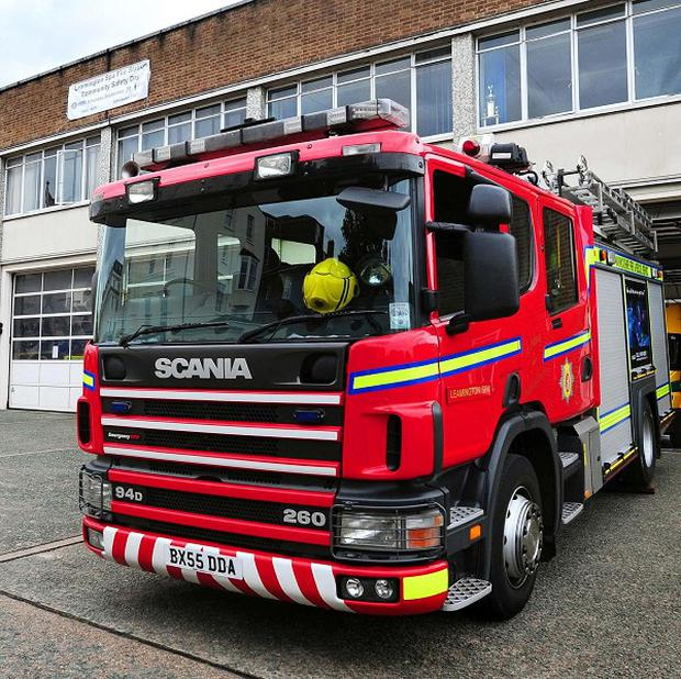 A man aged in his 60s died in a fire in Westerdale, Hemel Hempstead, early on Saturday