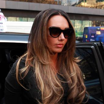 Tamara Ecclestone's ex-boyfriend was jailed over a blackmail plot against her