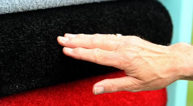 300 staff at carpet firm Axminster have lost their jobs