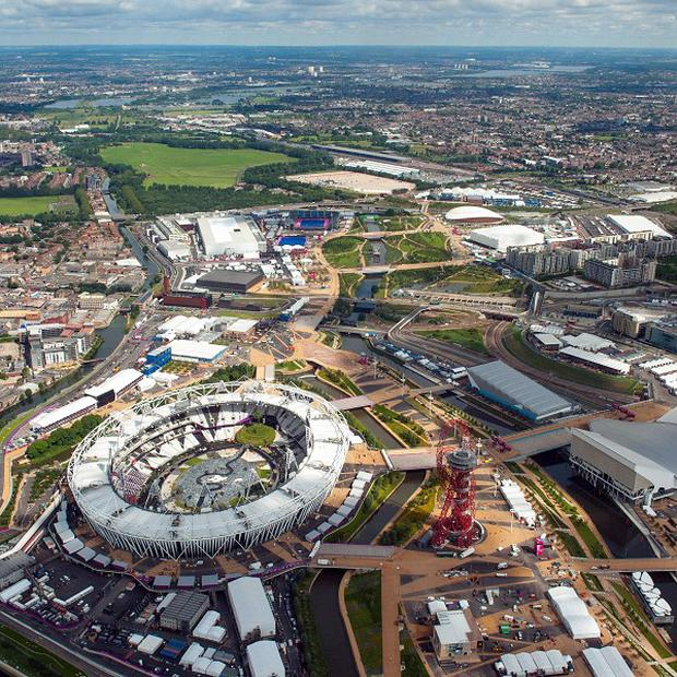 The Olympic Park will be the venue for East a year after it hosted the 2012 Olympics