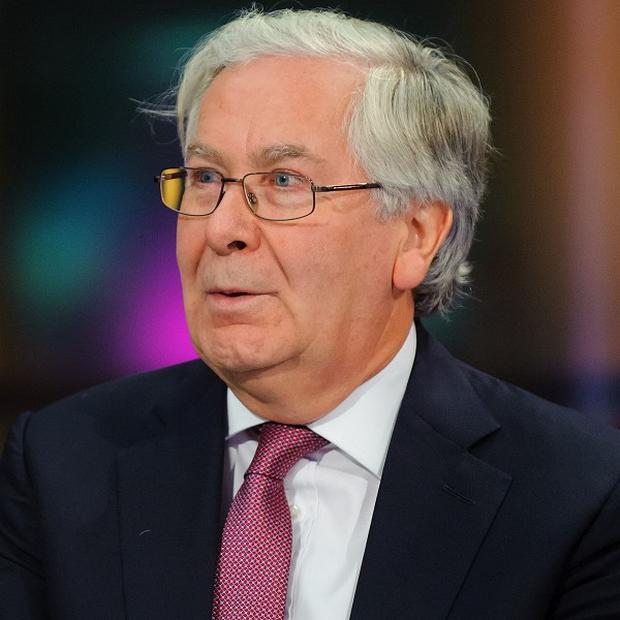 Bank of England boss Sir Mervyn King has said RBS is holding back the wider economy