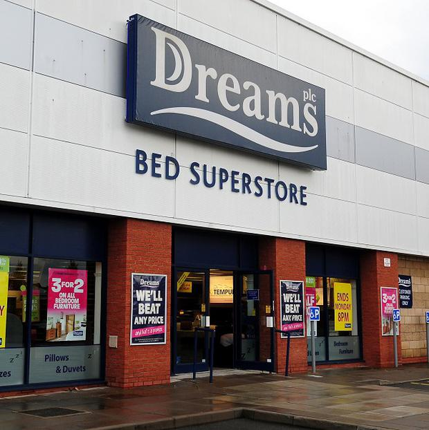 Sun European will buy 171 high street stores and take on 1,600 staff from Dreams