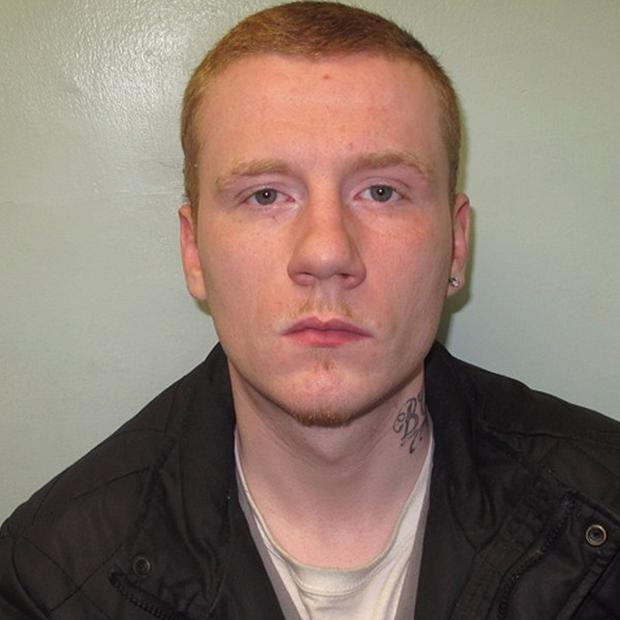 Allan Adrian Denny, who stole a pensioner's dog from outside a Tesco store, has been sentenced to eight weeks in prison (Met Police)