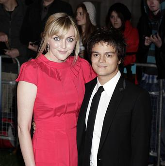 Jamie Cullum and wife Sophie Dahl have a second daughter