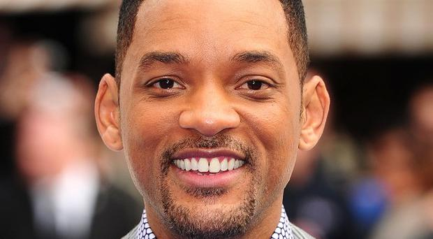 Will Smith enjoyed a whirlwind visit to South London