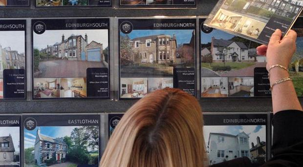 House prices have tended to rise more strongly in London than in the rest of the country