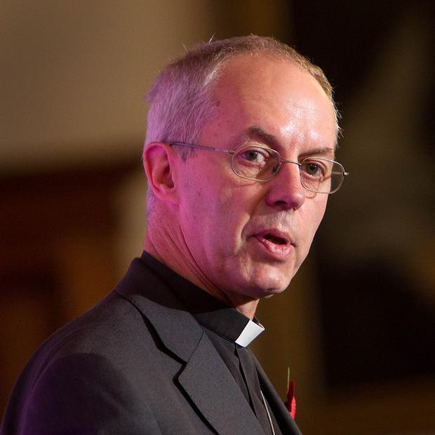 The Archbishop of Canterbury has condemned Government plans to change the benefits system